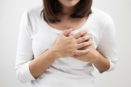 causes of breast pain – women's health network, Skeleton