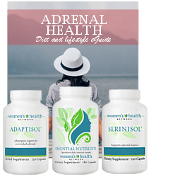 "Adrenal Health: Protocol 2 ""Tired and Wired""  Program"
