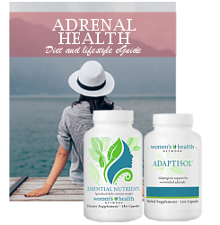 "Adrenal Health: Protocol 3 ""Tired"" Program"