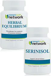 Herbal Equilibrium and Serinisol Combo