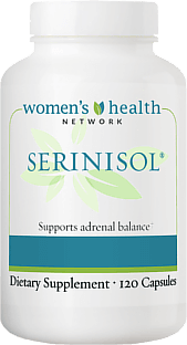 Serinisol for Stress & Insomnia - Women's Health Network