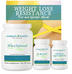 Weight Loss Resistance: Essentials Program with Hormonal Support
